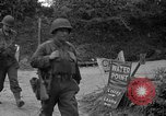 Image of U.S.4th Armored Division in Operation Cobra in World War II Periers France, 1944, second 28 stock footage video 65675072546