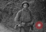 Image of U.S.4th Armored Division in Operation Cobra in World War II Periers France, 1944, second 42 stock footage video 65675072546