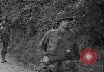 Image of U.S.4th Armored Division in Operation Cobra in World War II Periers France, 1944, second 45 stock footage video 65675072546