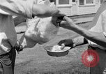 Image of chicken raising United States USA, 1919, second 46 stock footage video 65675072551