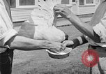 Image of chicken raising United States USA, 1919, second 49 stock footage video 65675072551