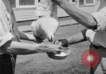 Image of chicken raising United States USA, 1919, second 61 stock footage video 65675072551