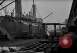 Image of cotton shipping New York United States USA, 1922, second 21 stock footage video 65675072556