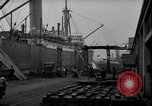 Image of cotton shipping New York United States USA, 1922, second 24 stock footage video 65675072556