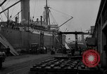 Image of cotton shipping New York United States USA, 1922, second 25 stock footage video 65675072556