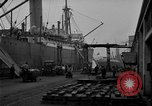 Image of cotton shipping New York United States USA, 1922, second 29 stock footage video 65675072556