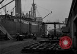 Image of cotton shipping New York United States USA, 1922, second 30 stock footage video 65675072556