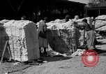 Image of cotton shipping New York United States USA, 1919, second 25 stock footage video 65675072557