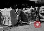 Image of cotton shipping New York United States USA, 1919, second 26 stock footage video 65675072557