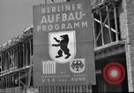 Image of Zehlendorf District Berlin Germany, 1953, second 18 stock footage video 65675072564