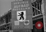 Image of Zehlendorf District Berlin Germany, 1953, second 24 stock footage video 65675072564