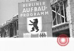 Image of Zehlendorf District Berlin Germany, 1953, second 25 stock footage video 65675072564
