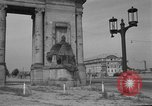 Image of damaged statue of Friedrich I Berlin Germany, 1953, second 10 stock footage video 65675072565