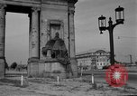 Image of damaged statue of Friedrich I Berlin Germany, 1953, second 12 stock footage video 65675072565