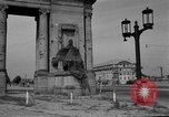 Image of damaged statue of Friedrich I Berlin Germany, 1953, second 15 stock footage video 65675072565