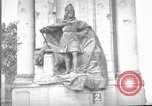 Image of damaged statue of Friedrich I Berlin Germany, 1953, second 20 stock footage video 65675072565