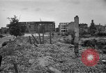 Image of bomb damage Berlin Germany, 1953, second 6 stock footage video 65675072566