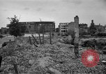 Image of bomb damage Berlin Germany, 1953, second 13 stock footage video 65675072566
