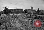 Image of bomb damage Berlin Germany, 1953, second 14 stock footage video 65675072566