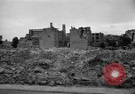 Image of bomb damage Berlin Germany, 1953, second 15 stock footage video 65675072566