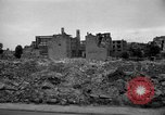 Image of bomb damage Berlin Germany, 1953, second 17 stock footage video 65675072566