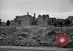 Image of bomb damage Berlin Germany, 1953, second 19 stock footage video 65675072566