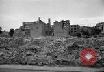 Image of bomb damage Berlin Germany, 1953, second 21 stock footage video 65675072566