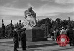 Image of Russian Memorial Park Berlin Germany, 1953, second 9 stock footage video 65675072568