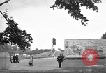 Image of Russian Memorial Park Berlin Germany, 1953, second 38 stock footage video 65675072568