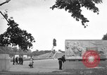 Image of Russian Memorial Park Berlin Germany, 1953, second 39 stock footage video 65675072568