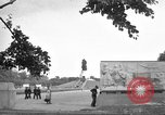 Image of Russian Memorial Park Berlin Germany, 1953, second 40 stock footage video 65675072568