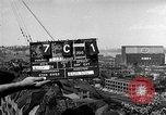 Image of New York City skyline from New Jersey New York City USA, 1954, second 9 stock footage video 65675072571