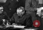 Image of Joint Allied Control Conference Germany, 1948, second 16 stock footage video 65675072577