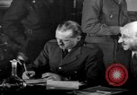 Image of Joint Allied Control Conference Germany, 1948, second 17 stock footage video 65675072577
