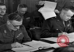 Image of Joint Allied Control Conference Germany, 1948, second 19 stock footage video 65675072577