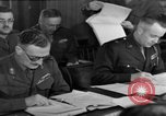 Image of Joint Allied Control Conference Germany, 1948, second 20 stock footage video 65675072577