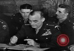 Image of Joint Allied Control Conference Germany, 1948, second 29 stock footage video 65675072577