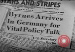 Image of Joint Allied Control Conference Germany, 1948, second 32 stock footage video 65675072577