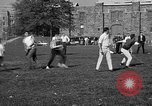 Image of Fordham University New York United States USA, 1962, second 11 stock footage video 65675072588
