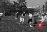 Image of Fordham University New York United States USA, 1962, second 17 stock footage video 65675072588