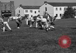 Image of Fordham University New York United States USA, 1962, second 27 stock footage video 65675072588