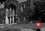 Image of Fordham University New York United States USA, 1962, second 33 stock footage video 65675072588