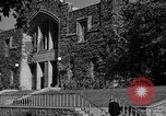 Image of Fordham University New York United States USA, 1962, second 35 stock footage video 65675072588