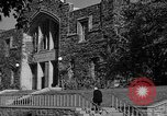Image of Fordham University New York United States USA, 1962, second 36 stock footage video 65675072588
