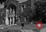 Image of Fordham University New York United States USA, 1962, second 37 stock footage video 65675072588
