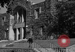 Image of Fordham University New York United States USA, 1962, second 38 stock footage video 65675072588