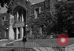 Image of Fordham University New York United States USA, 1962, second 39 stock footage video 65675072588