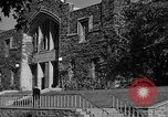 Image of Fordham University New York United States USA, 1962, second 41 stock footage video 65675072588