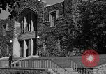 Image of Fordham University New York United States USA, 1962, second 43 stock footage video 65675072588