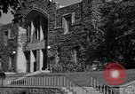 Image of Fordham University New York United States USA, 1962, second 45 stock footage video 65675072588